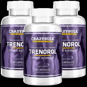 3 bouteilles de Trenorol