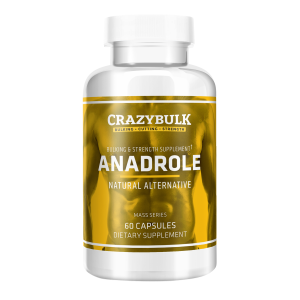 Anadrole, l'alternative légale à Anadrol