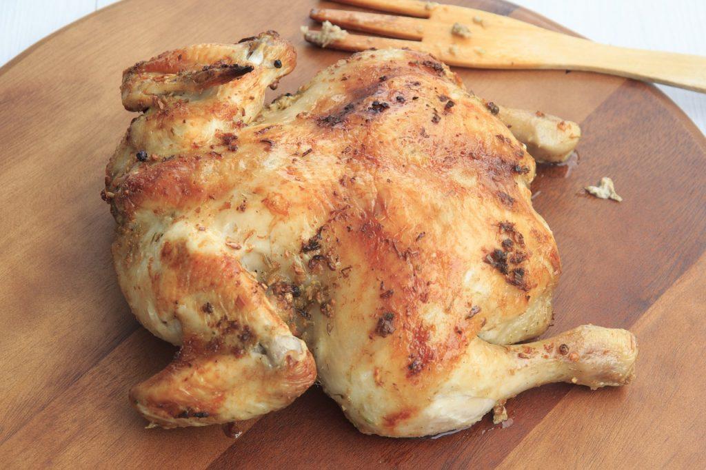 Protéines de poulet